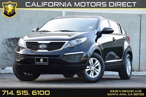 2011 Kia Sportage LX Carfax Report - No AccidentsDamage Reported Audio  Auxiliary Audio Input