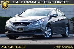 2014 Hyundai Sonata GLS Carfax 1-Owner - No AccidentsDamage Reported Audio  Auxiliary Audio Inp