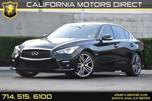 2014 INFINITI Q50 Hybrid Sport Carfax 1-Owner - No AccidentsDamage Reported Audio  Auxiliary Au