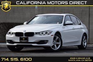 2015 BMW 3 Series 328i Carfax 1-Owner - No AccidentsDamage Reported Audio  Auxiliary Audio Inpu
