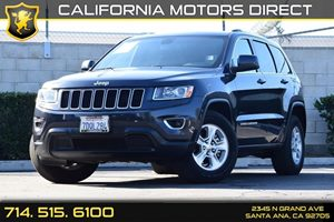 2014 Jeep Grand Cherokee Laredo Carfax 1-Owner - No AccidentsDamage Reported Audio  Auxiliary A