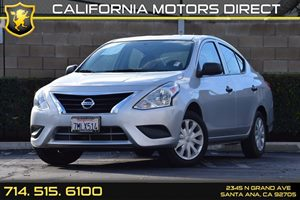 2015 Nissan Versa S Plus Carfax 1-Owner - No AccidentsDamage Reported Audio  Auxiliary Audio In