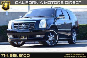 2008 Cadillac Escalade  Carfax Report - No AccidentsDamage Reported Convenience  Cruise Control