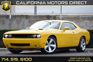2010 Dodge Challenger SRT8 Carfax Report - No AccidentsDamage Reported  Detonator Yellow  We