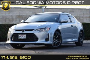 2014 Scion tC  Carfax 1-Owner Audio  Auxiliary Audio Input Compact Spare Tire Mounted Inside Un