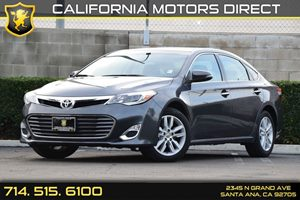 2013 Toyota Avalon XLE Carfax 1-Owner Audio  Auxiliary Audio Input Convenience  Cruise Control