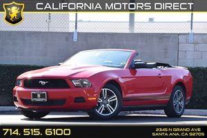 2010 Ford Mustang V6 Premium Carfax Report - No AccidentsDamage Reported Audio  Auxiliary Audio