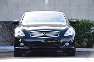 2015 INFINITI Q40  Carfax 1-Owner - No AccidentsDamage Reported Audio  Auxiliary Audio Input C