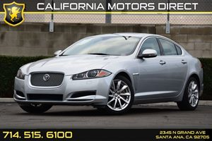 2012 Jaguar XF  Carfax 1-Owner - No AccidentsDamage Reported Air Conditioning  Multi-Zone AC