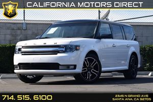 2014 Ford Flex SEL Carfax 1-Owner Audio  Auxiliary Audio Input Body-Colored Rear Step Bumper C