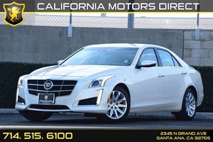 2014 Cadillac CTS Sedan Luxury RWD Carfax 1-Owner Audio  Auxiliary Audio Input Convenience  Ba