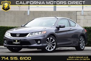 2013 Honda Accord Cpe EX-L Carfax 1-Owner Audio  Auxiliary Audio Input Convenience  Back-Up Ca