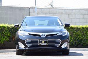 2015 Toyota Avalon Hybrid Limited Carfax 1-Owner Body-Colored Rear Bumper WBlack Rub StripFasci