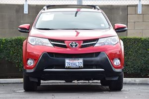 2013 Toyota RAV4 XLE Carfax Report Audio  Auxiliary Audio Input Color-Keyed Folding Heated Pwr