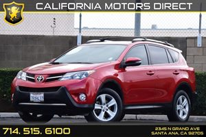 2013 Toyota RAV4 XLE Carfax Report Audio  Auxiliary Audio Input Color-Keyed Folding Heated Pwr