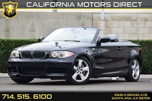 2011 BMW 1 Series 135i Carfax 1-Owner - No AccidentsDamage Reported Audio  Auxiliary Audio Inpu