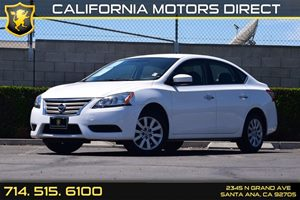 2015 Nissan Sentra S Carfax 1-Owner - No AccidentsDamage Reported Air Conditioning  AC Audio