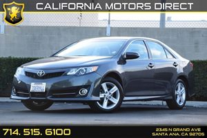 2014 Toyota Camry SE Carfax 1-Owner  Cosmic Gray Mica See ourentire inventory at wwwOCMOTORSD