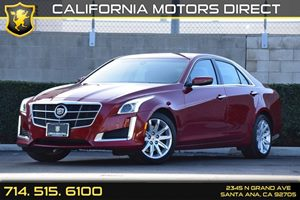 2014 Cadillac CTS Sedan RWD Carfax 1-Owner - No AccidentsDamage Reported Audio  Auxiliary Audio