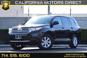 2013 Toyota Highlander  Carfax 1-Owner Audio  Auxiliary Audio Input Convenience  Cruise Contro