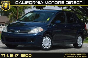 2008 Nissan Versa 18 S Carfax Report - No AccidentsDamage Reported 4 Cylinders Air Conditionin