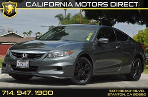 2012 Honda Accord Coupe LX-S Carfax Report 4 Cylinders Air Conditioning  AC Audio  AmFm Ste