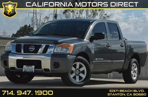 2008 Nissan Titan XE Carfax Report - No AccidentsDamage Reported 8 Cylinders Air Conditioning