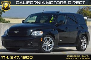 2010 Chevrolet HHR SS Carfax Report - No AccidentsDamage Reported 4 Cylinders Air Conditioning