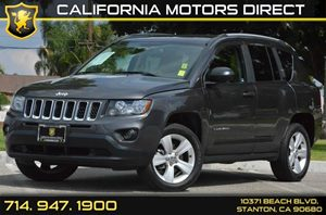 2016 Jeep Compass Sport Carfax 1-Owner - No AccidentsDamage Reported 4 Cylinders Air Conditioni