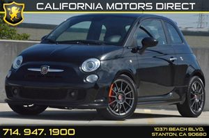 2014 FIAT 500 Abarth Carfax 1-Owner - No AccidentsDamage Reported 4 Cylinders Air Conditioning