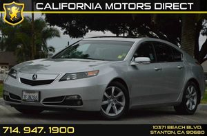 2013 Acura TL  Carfax 1-Owner - No AccidentsDamage Reported 6 Cylinders Air Conditioning  AC