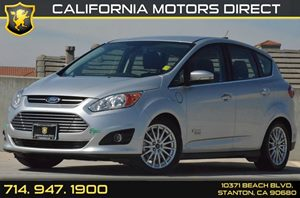 2015 Ford C-Max Energi SEL Carfax 1-Owner - No AccidentsDamage Reported 4 Cylinders Air Conditi