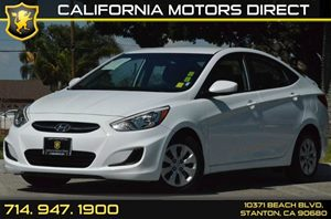 2016 Hyundai Accent SE Carfax 1-Owner - No AccidentsDamage Reported 4 Cylinders Air Conditionin