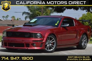 2007 Ford Mustang GT Premium Carfax Report - No AccidentsDamage Reported 8 Cylinders Air Condit
