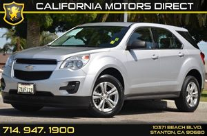 2013 Chevrolet Equinox LS Carfax Report - No AccidentsDamage Reported 4 Cylinders Air Condition