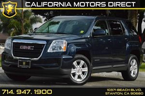 2016 GMC Terrain SLE Carfax 1-Owner - No AccidentsDamage Reported 4 Cylinders Air Conditioning