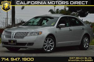 2011 Lincoln MKZ  Carfax Report - No AccidentsDamage Reported 6 Cylinders Air Conditioning  A