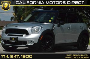 2014 MINI Cooper Countryman S Carfax 1-Owner - No AccidentsDamage Reported 4 Cylinders Air Cond