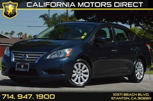 2013 Nissan Sentra SV Carfax 1-Owner 4 Cylinders Air Conditioning  AC Audio  AmFm Stereo A