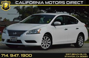 2015 Nissan Sentra SV Carfax 1-Owner 4 Cylinders Air Conditioning  AC Audio  AmFm Stereo A