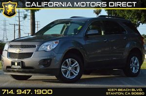 2011 Chevrolet Equinox LT w1LT Carfax 1-Owner - No AccidentsDamage Reported 4 Cylinders Air Co