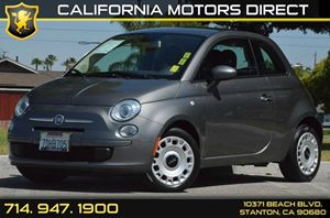View 2013 FIAT 500