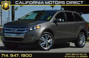 2013 Ford Edge SEL Carfax 1-Owner - No AccidentsDamage Reported 6 Cylinders Air Conditioning