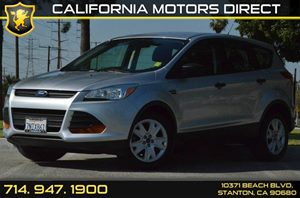 2016 Ford Escape S Carfax 1-Owner - No AccidentsDamage Reported 4 Cylinders Air Conditioning
