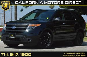 2014 Ford Explorer XLT Carfax 1-Owner - No AccidentsDamage Reported 6 Cylinders Air Conditionin