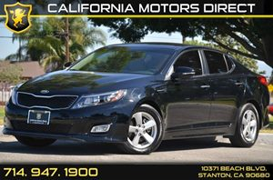 2015 Kia Optima LX Carfax Report - No AccidentsDamage Reported 4 Cylinders Air Conditioning  A