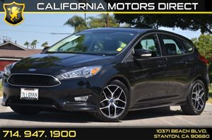 2015 Ford Focus SE Carfax 1-Owner 4 Cylinders Air Conditioning  AC Audio  AmFm Stereo Audi