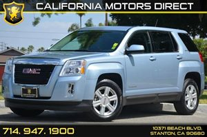 2015 GMC Terrain SLE Carfax 1-Owner - No AccidentsDamage Reported 4 Cylinders Audio  AmFm Ste