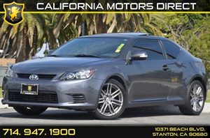 2012 Scion tC  Carfax Report - No AccidentsDamage Reported 4 Cylinders Air Conditioning Audio