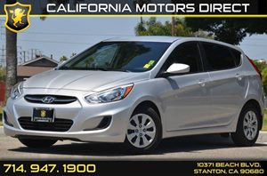 2015 Hyundai Accent GS Carfax 1-Owner - No AccidentsDamage Reported 4 Cylinders Air Conditionin